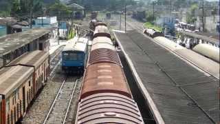 Freight train (Cuba) / Tren de mercancías (Cuba)