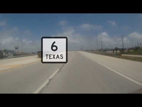 Gulf Coast Trip: Day 18 - San Antonio, TX to Port Arthur, TX - April 25, 2016 - Beezak
