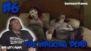 SOMEONE FINALLY KILLS THIS DOUCHEBAG - The Walking Dead Season 2 Part 6
