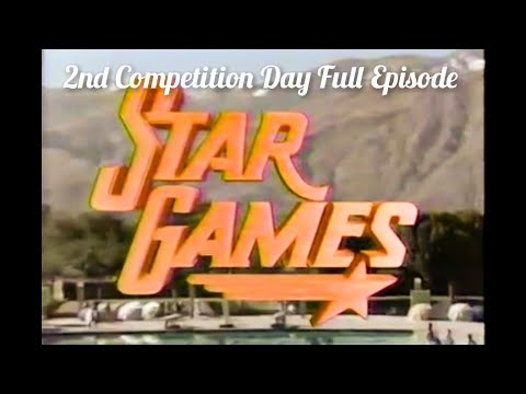 Star Games Santa Barbara - 2nd Competition Day Full Episode