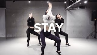 Video Stay - Zedd, Alessia Cara / Ara Cho Choreography download MP3, 3GP, MP4, WEBM, AVI, FLV Februari 2018