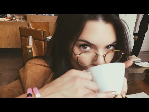 Kendall Jenner Dishes On 10 Minute Morning Beauty Routine