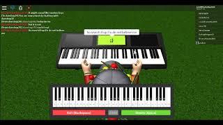 Comment jouer le vol de l'abeille bourdon sur les notes de piano roblox en desc