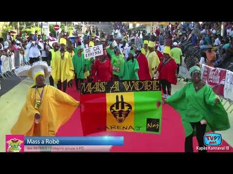 Carnaval 2018 de Capesterre B/E en Guadeloupe