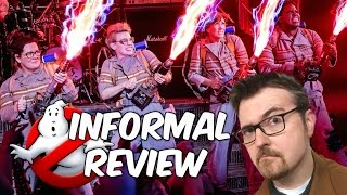 GHOSTBUSTERS 2016 Good Or Awful An Informal Movie Review