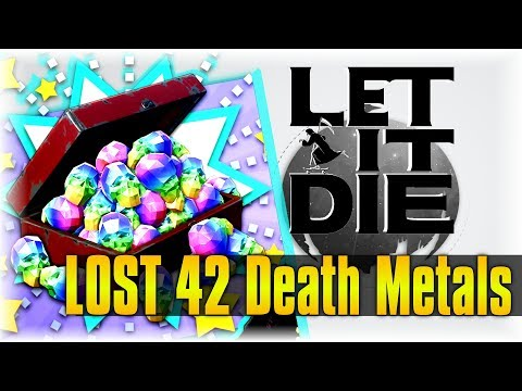 How To Lose 42 Death Metals!!!!! | Let It Die #41 | THIS IS ALL BAD