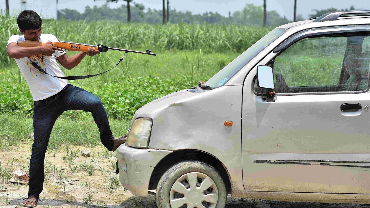 होश उड़ गया जब मेने कार के काँच को Shoot किया