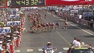 """Тур де Франс 2015: 40 лет """"Тур де Франс"""" финиширует на Елисейских полях"""