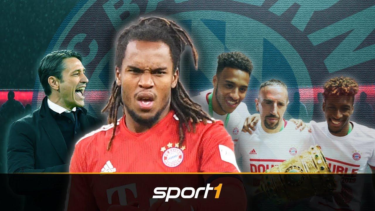 Frustrierter Sanches stellt Bayern Ultimatum | SPORT1 - TRANSFERMARKT