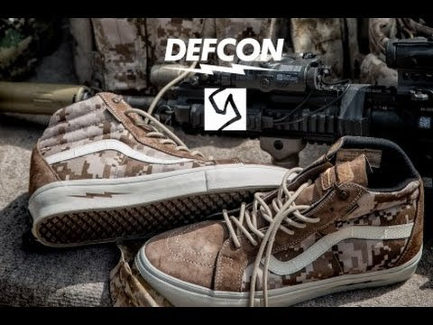 Vans Syndicate Sk8-Hi Pro Defcon Notchback HD - YouTube 9e216ba74