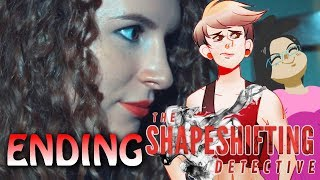 ENDING! Shape Shifting Detective Part 7 (2 Girls 1 Let's Play Gameplay)