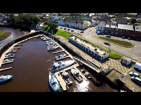 Girvan, South West Scotland