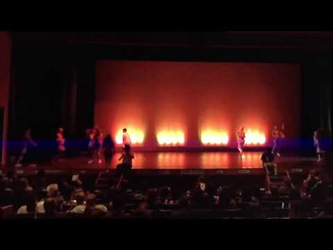 Cortez High School Dance Show - Protest: Seniors