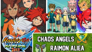 Chaos Angels x Raimon Aliea - Inazuma Eleven GO Strikers 2013