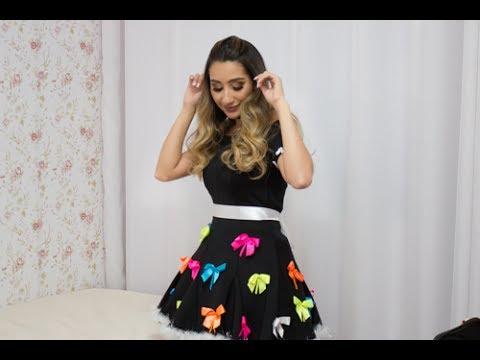 DIY  Vestido de quadrilha - YouTube 65aba50345a