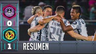 Mazatlán FC 0-1 América | Resumen | Jornada 12 | Liga BBVA MX