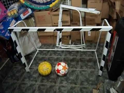 Футбольные ворота Панна, 80010, Exit, Игроландия - YouTube