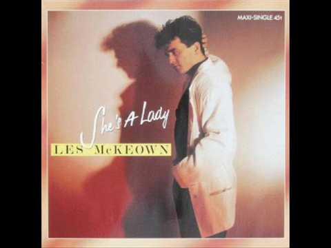 Les McKeown - She's A Lady