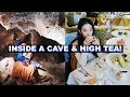 Adventure Vlog | INSIDE JENOLAN CAVES & HIGH TEA @ HYDRO MAJESTIC!