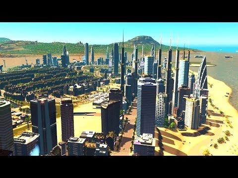 ULTIMATE BILLION DOLLAR CITY! (Cities: Skylines #14)