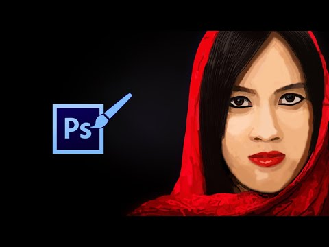 Digital Painting Made Easy With Photoshop Brush Tool