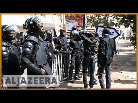 🇸🇳 Protests in Senegal against proposed electoral law changes | Al Jazeera English
