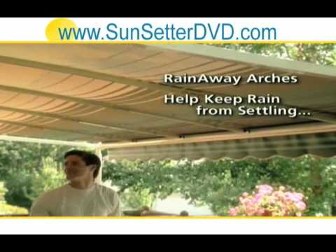 Maryland Sun Setter Retractable Awnings and Patio Covers