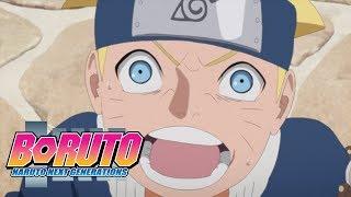 Boruto Meets Young Naruto | Boruto: Naruto Next Generations