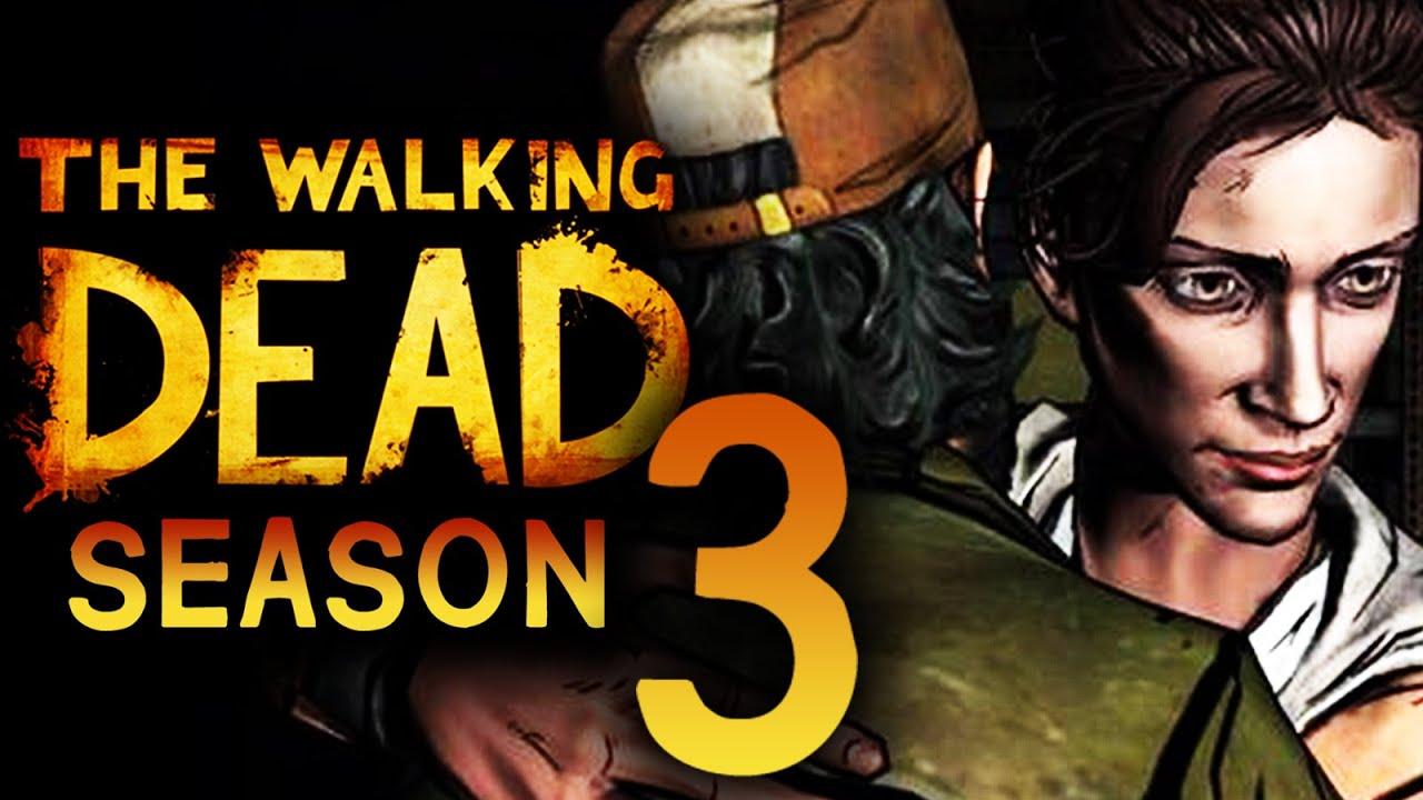 "The Walking Dead Season 3: Discussion - ""Christa's Return ..."