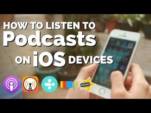 How To Listen to Podcasts on Apple iOS Devices