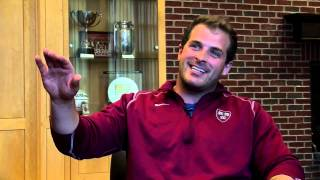 Senior Perspective- Dustin Brode, Men's Track And Field