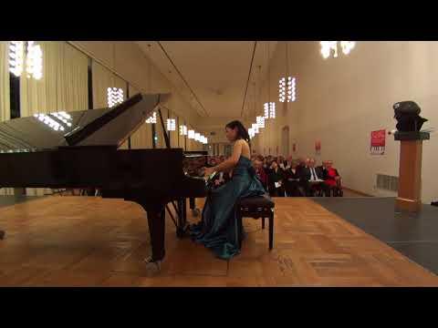 Misori Ozaki: Chopin Scherzo B-flat minor, Op. 31
