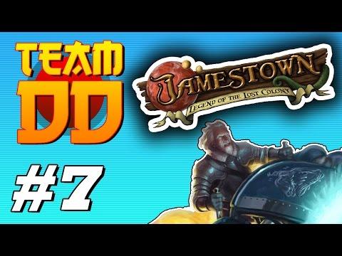 Jamestown - Movie Quiz - PART #7