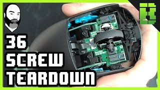 Logitech G Pro Wireless Mouse Teardown | How Is It So Light?