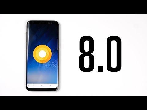 Samsung Galaxy S8 & S8+ - Die Neuerungen des Android 8.0 Oreo Updates (Deutsch) | SwagTab