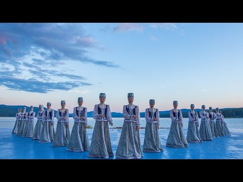 """Композиция """"Вечерний звон"""". Ансамбль танца Сибири имени Михаила Годенко."""