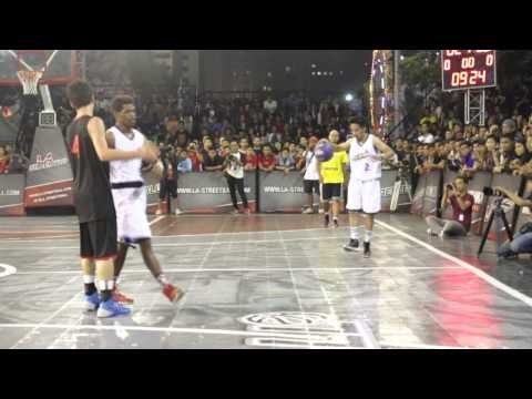 LA Streetball Grand Final 2014 -...