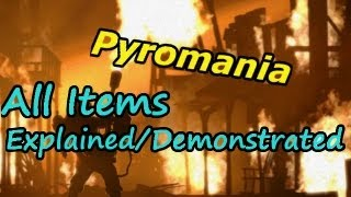 TF2 Pyromania Update: All Items Explained/Demonstrated