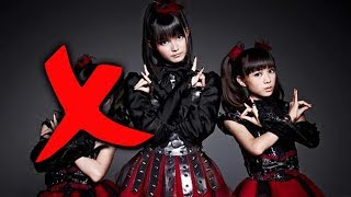 Has Yuimetal Been Dropped From Babymetal? Or has she fallen ill?! B...