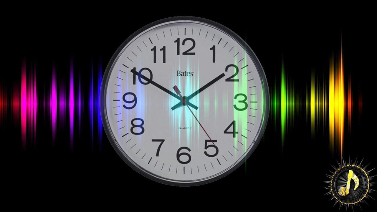 Clean Wall Clock Ticking Sound Effect