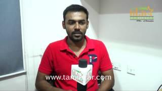 Sai Rajkumar At Kuttram Kadithal Movie Team Interview