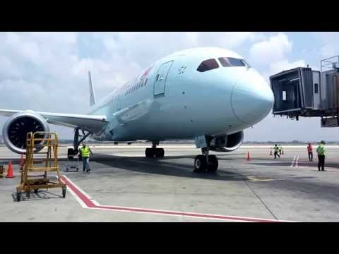 Air Canada's B787 Arrives Israel For First Time