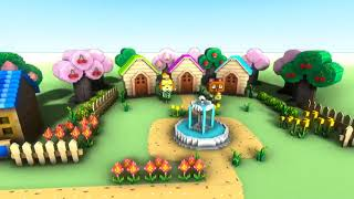 Animal Crossing Villages in Block42
