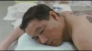 Final de la pelciula takeshi´s del genial Kitano. Muy buena y paran...