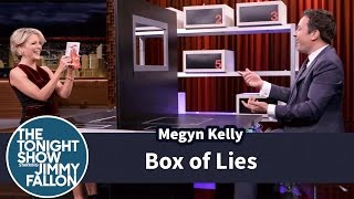 Box of Lies with Megyn Kelly