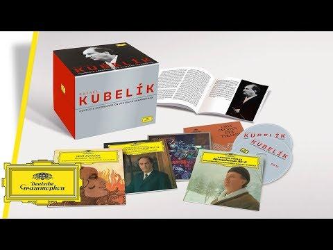Rafael Kubelík - Complete Recordings on Deutsche Grammophon (Trailer)