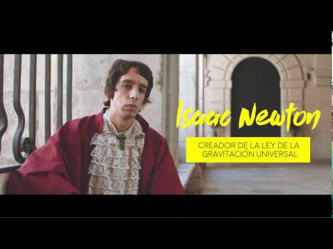 Vegan Fest 2016 - Isaac Newton