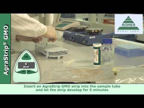 AgraStrip GMO