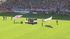SC Freiburg Meisterschale der 2. Bundesliga 15/16 😄