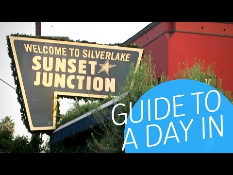 Ask A Concierge - Guide to a Day in Silverlake